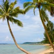 Beautiful beach and tropical sea, Thailand. — Stock Photo