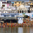 PUSHKAR, INDIA — Stockfoto