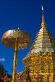 Doi suthep tempel in thailand — Stockfoto
