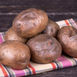 Baked potatoes — Stockfoto