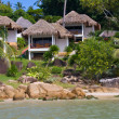 Tropical beach house , Thailand — Stock Photo #31100097