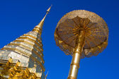 Doi Suthep Temple in Thailand — Stock Photo
