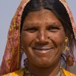 Stock Photo: Indian woman