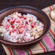 Stock Photo: Muesli with berry