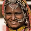 Zdjęcie stockowe: Portrait of a India Rajasthani woman