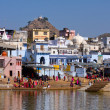 Pushkar, India. — Stock Photo