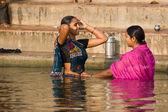 Varanasi, Indien. — Stockfoto