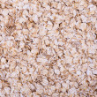 Oatmeal flakes — Stock Photo
