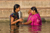 Varanasi, india. — Foto de Stock