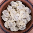 Traditional russidish - pelmeni — Stock Photo #32780815