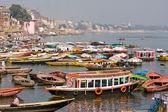 Varanasi, indie. — Stock fotografie
