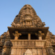 Erotic temple in Khajuraho, India. — Stock Photo #33213959