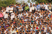 Attari, Punjab, India. — Stock Photo