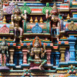 Hindu Temple in Bangkok, Thailand. — Stock Photo