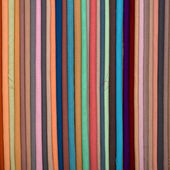 Colorful fabric — Stock Photo