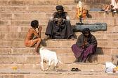Varanasi, India. — Stock Photo