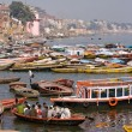 Varanasi, India. — Stock Photo #34511717