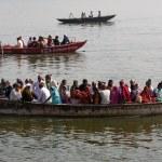 Varanasi, India. — Stock Photo #35901551