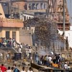 Varanasi, India. — Stock Photo #35901683