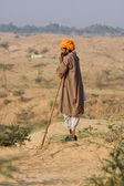 Pushkar Camel Mela ( Pushkar Camel Fair ) — Foto Stock