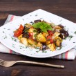 roasted vegetables&quot — Stock Photo #36384259