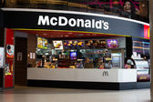 McDonald's restaurants in Thailand. — Fotografia Stock