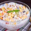 Muesli with fruit — Foto de Stock