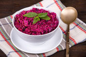 Beet salad — Stock Photo