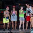 Full Moon Party in Koh Phangan, Thailand. — Stock Photo #37733563