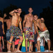 Full Moon Party in Koh Phangan, Thailand. — Stock Photo #37734139