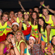 Full Moon Party in Koh Phangan, Thailand. — Stock Photo #37734641