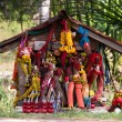 Stock Photo: Thai spirit house
