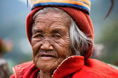 Ifugao - the people in the Philippines. — Stock Photo
