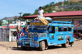 Jeepney — Stock Photo