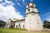 An old baroque church in the Oslob, Philippines. — Foto de Stock