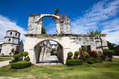 An old baroque church in the Oslob, Philippines. — Stok fotoğraf
