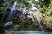 Waterfall in Oslob, Philippines. — Stock Photo