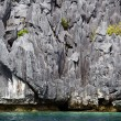 Wonderful lagoon in El Nido, Philippines — Stock Photo