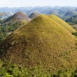 Chocolate Hills, Bohol Island, Philippines — Stock Photo #43425407