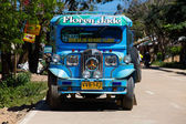 Jeepney, Philippines . — Stock Photo