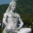Shiva statue in Rishikesh, India — Stock Photo #43653399