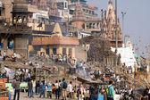 Varanasi, india — Foto Stock