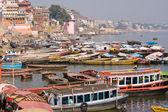 バラナシ、インド — ストック写真