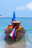 Thailand ship — Stock Photo