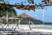 Tropical beach in Anda, Bohol island, Philippines — Stock Photo