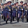 Parade victory at Kiev, Ukraine — Stock Photo #44009993