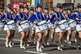 Parade victory at Kiev, Ukraine — Stock Photo