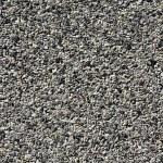Gray small granite stone floor background — Stock Photo #47434823