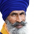 Sikh man in Amritsar, India. — Stock Photo #47436373