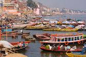 Varanasi, india. — Foto Stock